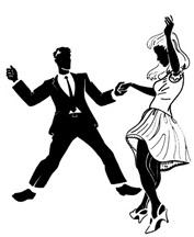 The image for Dinner Dance Swing!